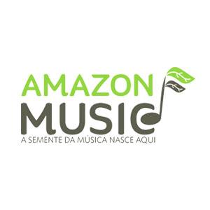 Logomarca da Amazon Music